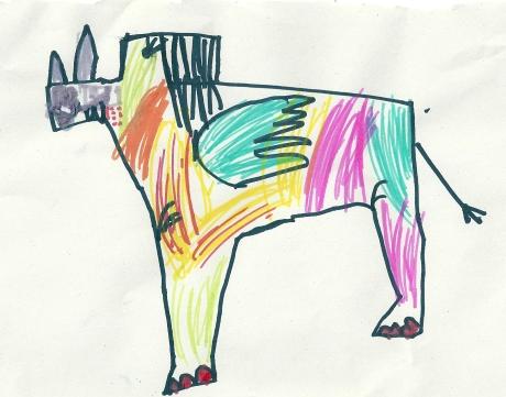 Vampire Rhinocerous Pegasus